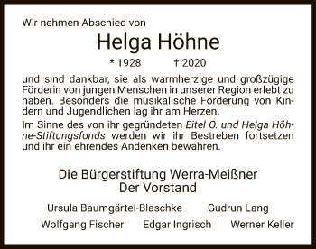 Helga Höhne