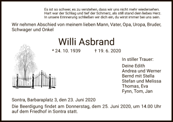 Willi Asbrand
