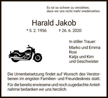 Harald Jakob