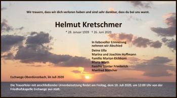 Helmut Kretschmer