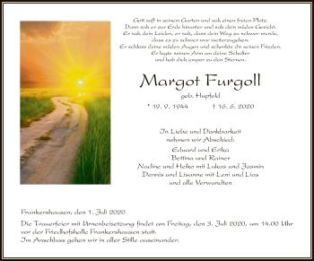 Margot Furgoll